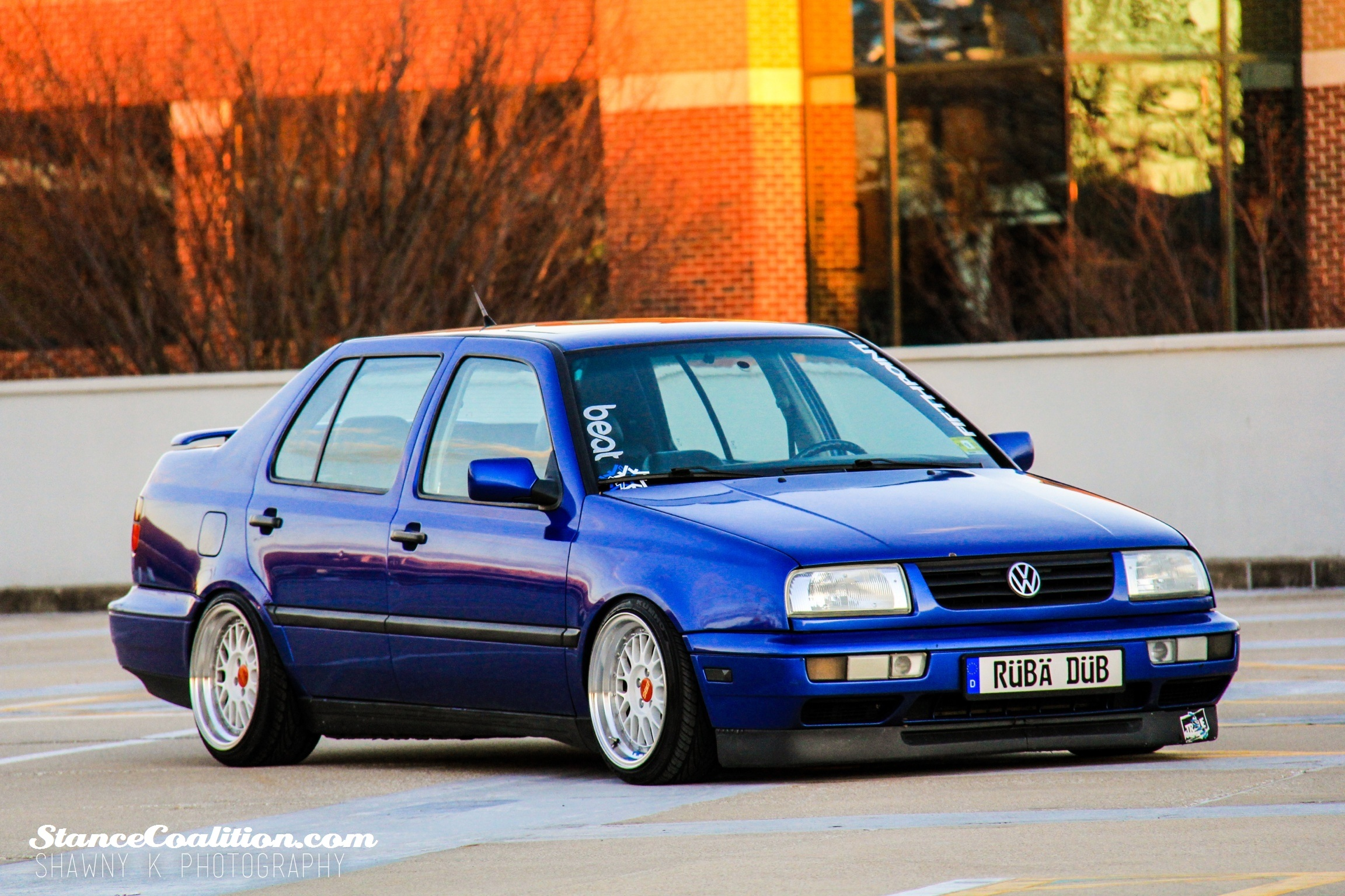 Rough Ending to a Fun Ride – Eric's MK3 VR6 | StanceCoalition