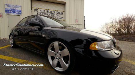 Tyler's Audi