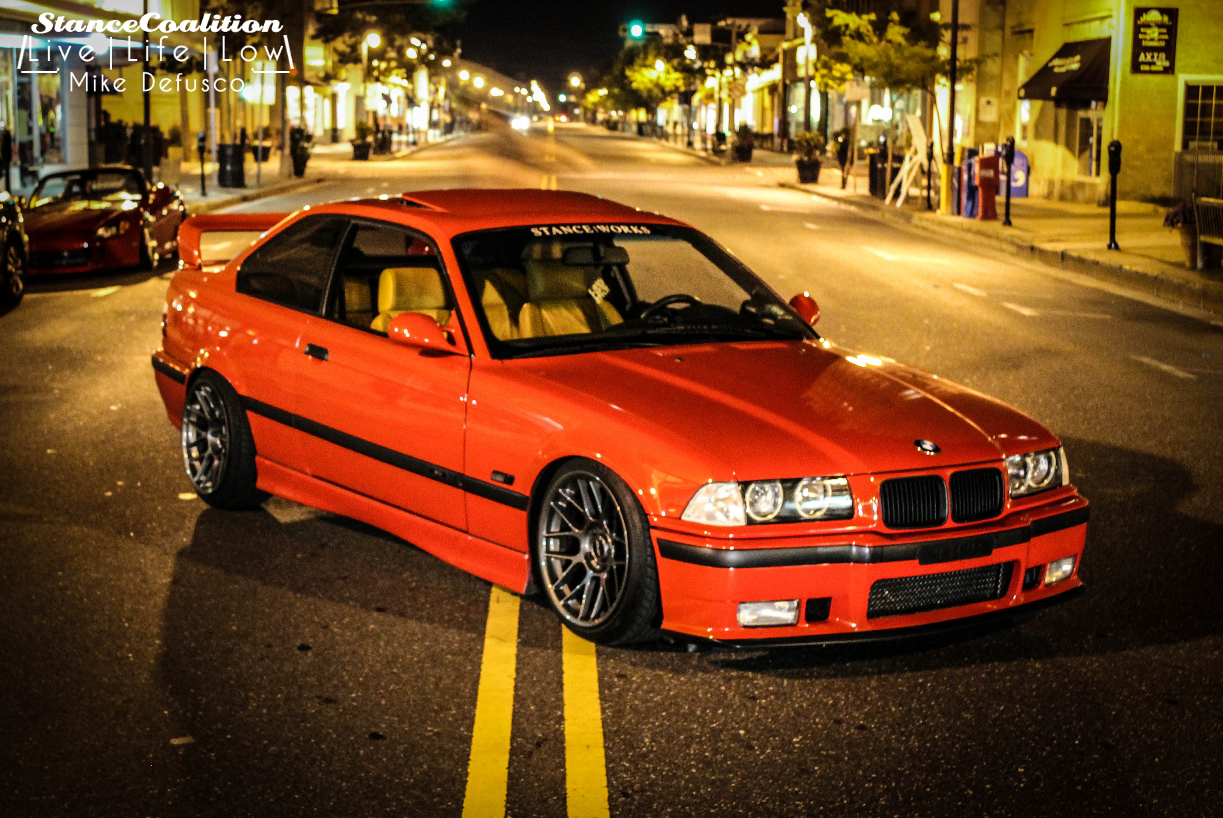 Ladies In Red Nick S E36 M3 Amp Joe S S2000 Stancecoalition