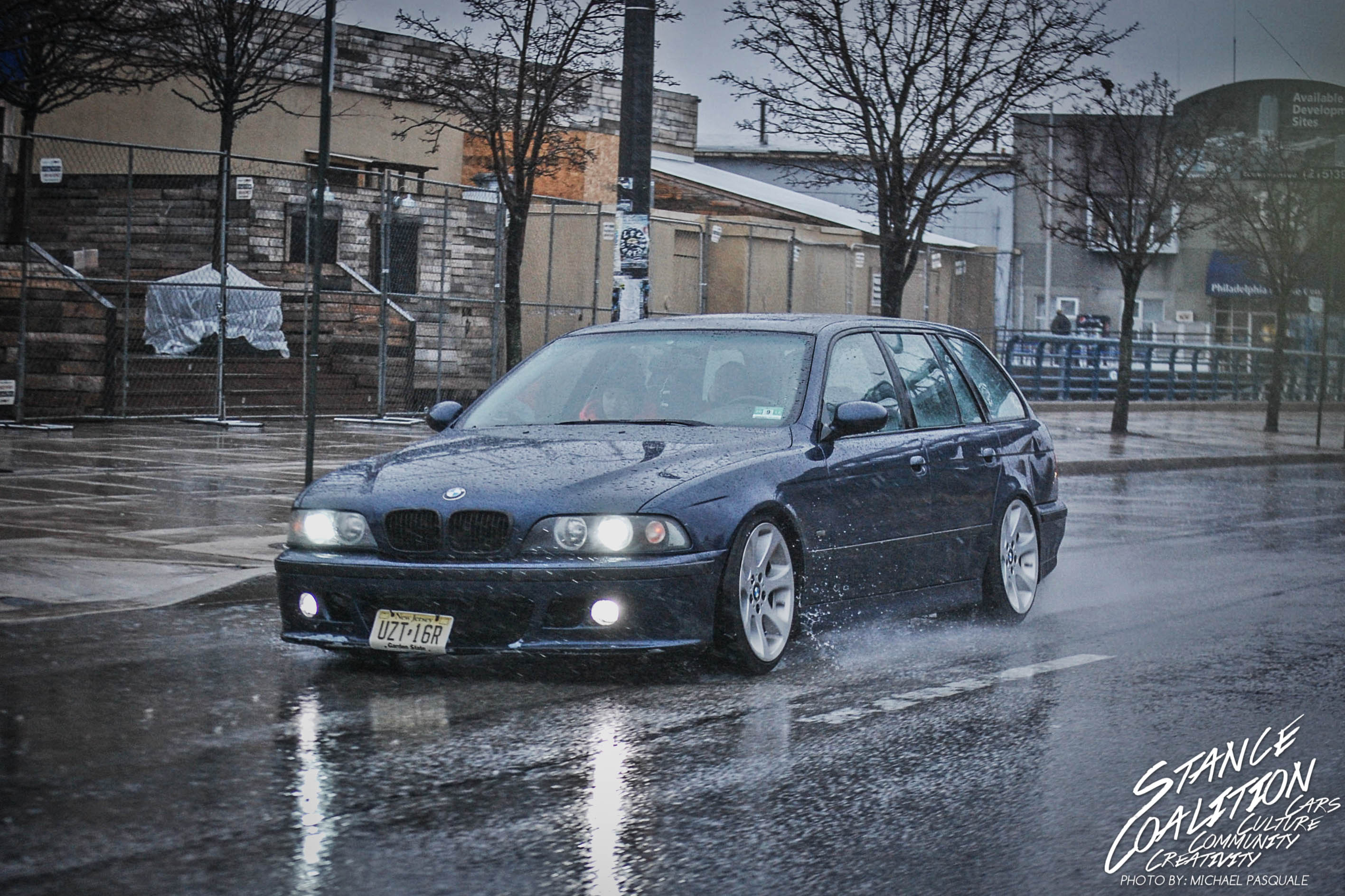 Caution Deep Puddles Ty S Bmw 5 Series Wagon Stancecoalition