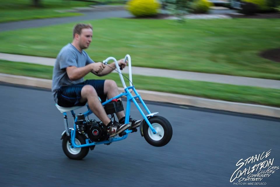 The 70 S Are Calling They Want Their Mini Bike Back